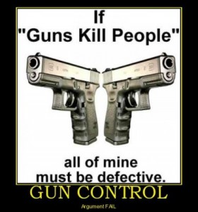 Gun Control, Masturbation for the Politician.